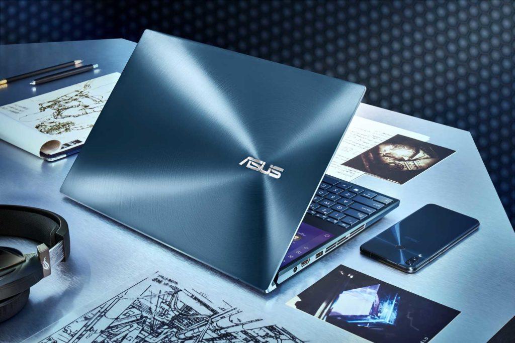 ZenBook-Pro-Duo laptop Content Creator